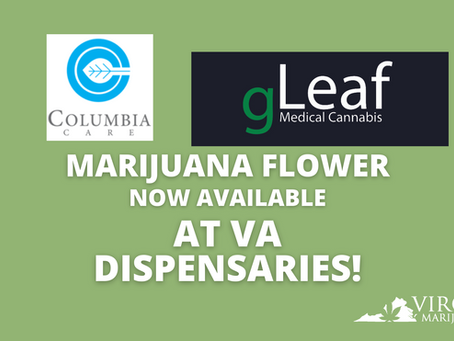 Smokable Marijuana Flower Now Available in Virginia