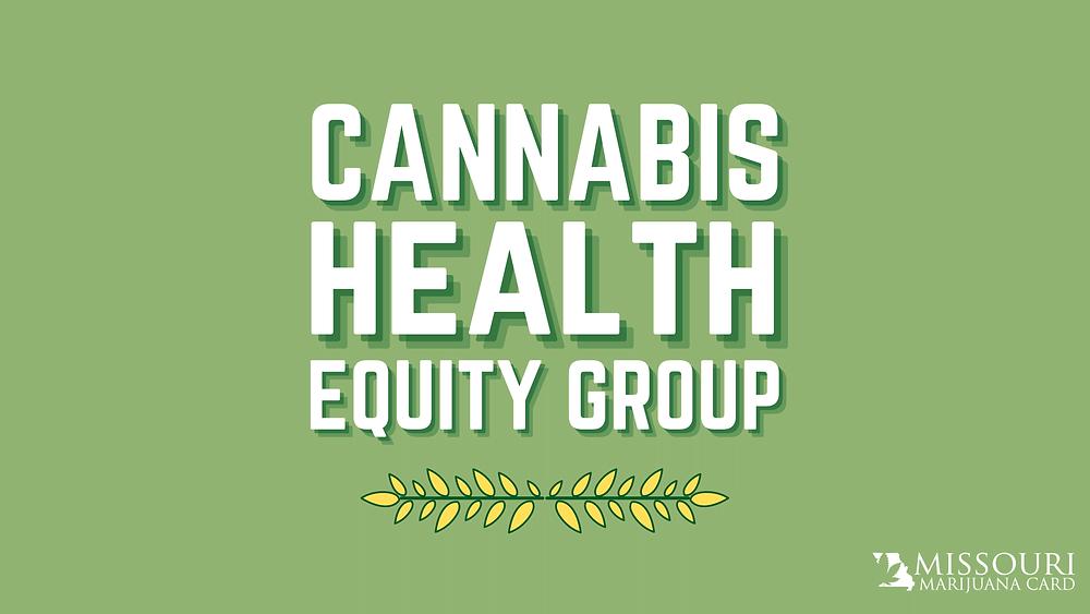 New cannabis health equity group ACHEM