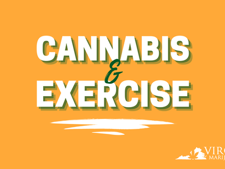 Using Cannabis While Working Out Could Have Surprising Benefits