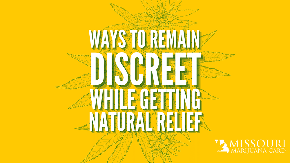 Avoid Smelling Like Marijuana