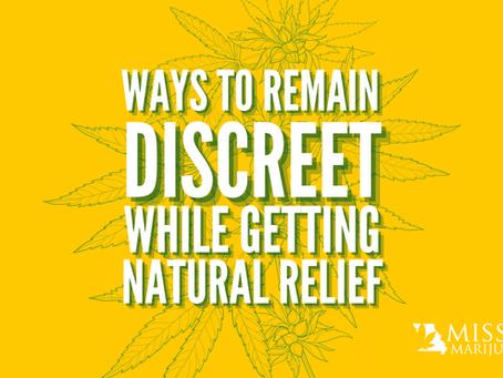 How to Avoid Smelling Like Marijuana: Missouri Marijuana Card's Guide to Staying Discreet