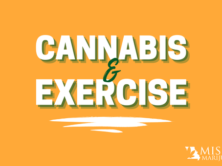 How to Incorporate Cannabis Into Your Exercise Routine: Beating Back Stigma and Getting Fit in MO!
