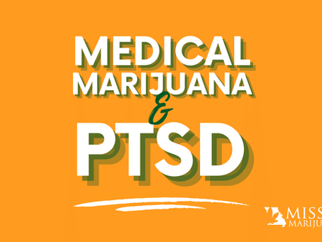 Can Missouri Veterans Take Medical Marijuana for PTSD and Chronic Pain?