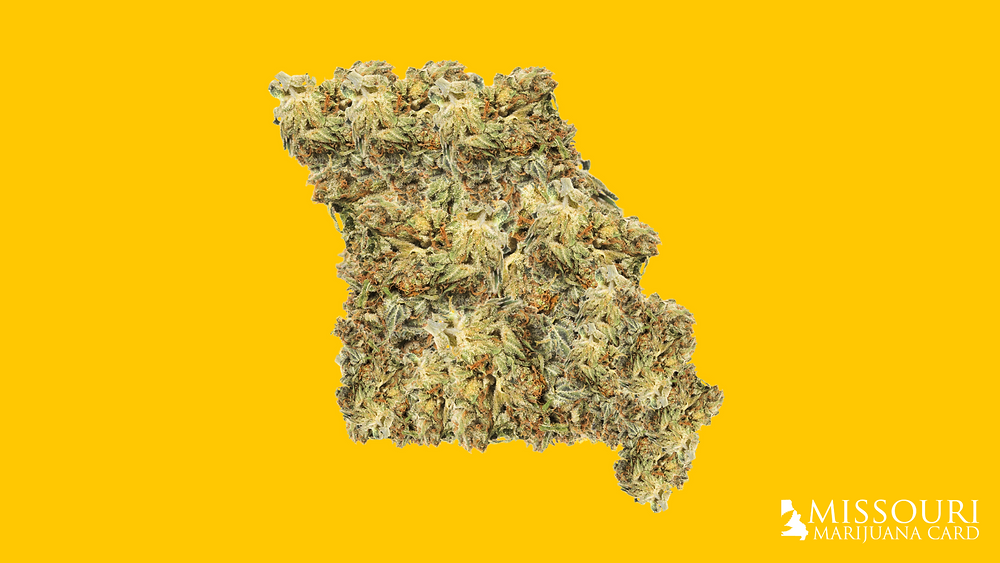 Missouri's state of medical marijuana