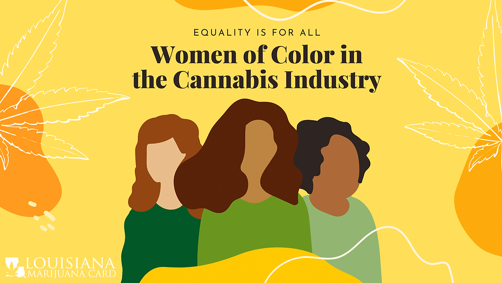 Women of Color in Cannabis