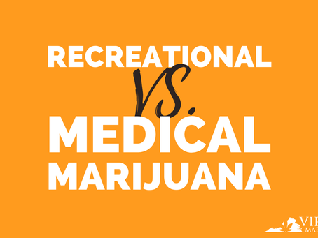 What's the Difference Between Recreational (Adult-Use) Marijuana and Medical Marijuana in Virginia?