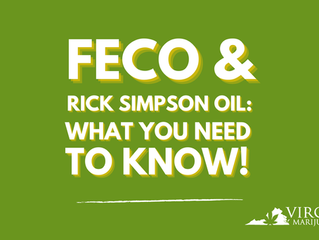 What's the Difference Between FECO and RSO? A Guide for VA Marijuana Card Holders