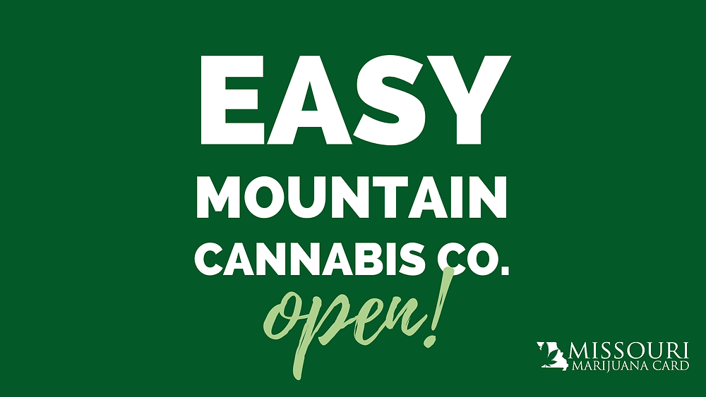 Easy Mountain Cannabis Company in Republic