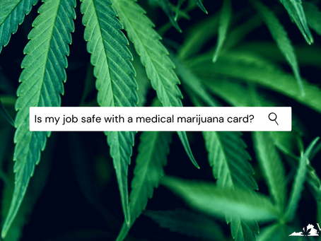 Does Having a Virginia Marijuana Card Protect Me From Getting Fired for Using Marijuana?