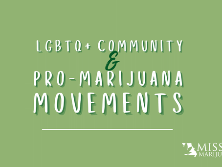 Cannabis and Pride! The LGBTQ+ Activists Who Started the Medical Marijuana Movement