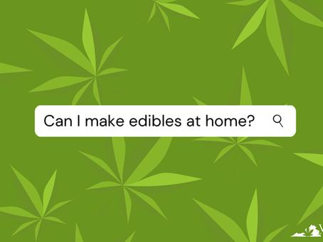 The Joy of Cannabis: DIY Cannabis Infused Edibles in Virginia