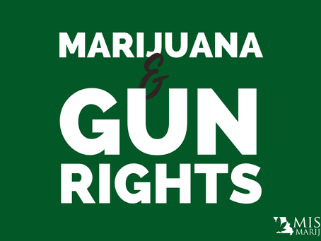Can I Keep My Guns If I Have A Missouri Marijuana Card?