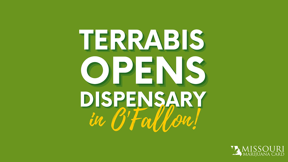 New Dispensary in O'Fallon