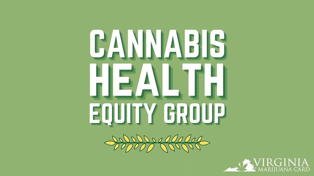 BIOPIC Cannabis Health Equity Group Formed