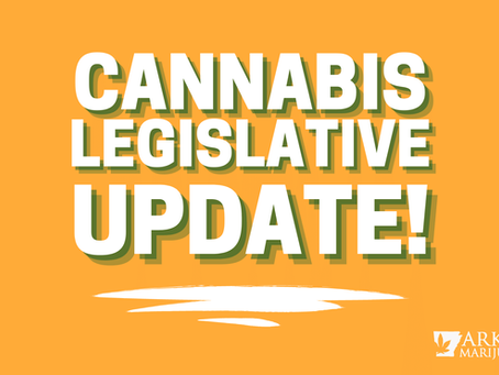 Arkansas Legislative Update: All the Cannabis Bills that Passed this Session