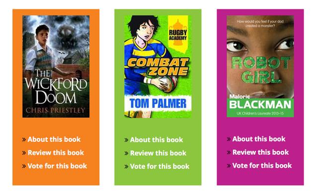 Vote Tom Palmer...