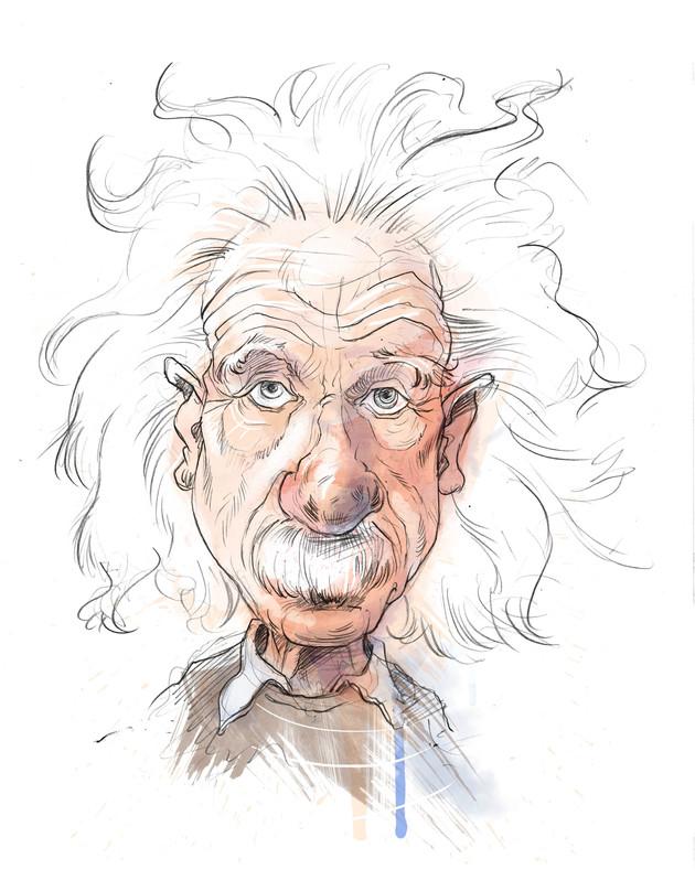 Einstein a Go-Go.