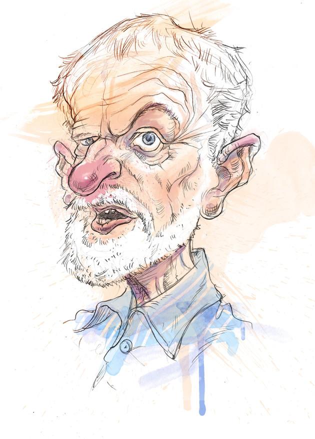 Jezza Corbyn