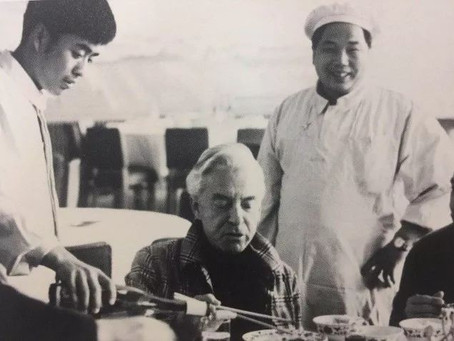 From Karajan to Katy Perry – Western performers in China then and now