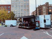 Cincinnati Music Accelerator Stage Trail