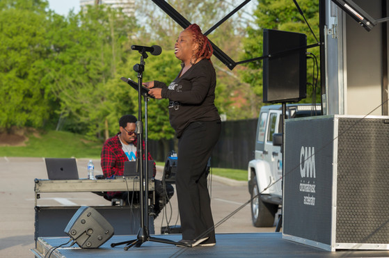 Upstanders Onstage: Performances for Social Change