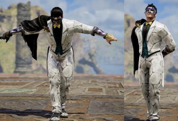Philemon Soulcalibur
