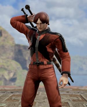 Tatsuya Soulcalibur