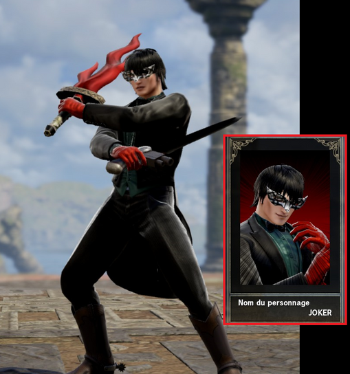 Joker Soulcalibur