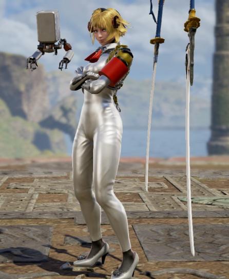 Aigis Soulcalibur