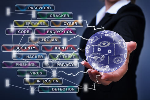 Social networking, internet and cyber se
