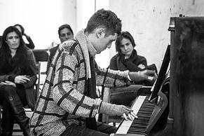 Tom Armitage - Composer Pianist Teacher Musician