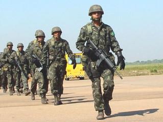Aptidão física, Índice de Massa Corporal e absenteísmo em militares