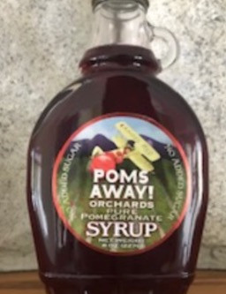 September 4th drop sold out. Order for October 2nd - Poms Syrup and Raw Almonds!