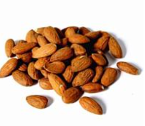 Raw Almonds - New Roseville CA drop - Staying Young Staying Healthy