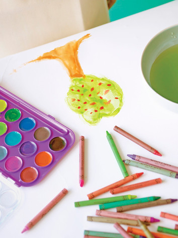 Paint & Sip for Kids