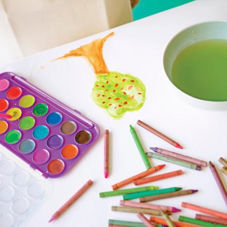 Importância das cores na vida das crianças