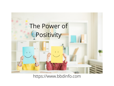 The Power of Positivity