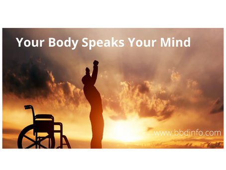 YOUR BODY SPEAKS YOUR MIND ~ by Deb Shapiro