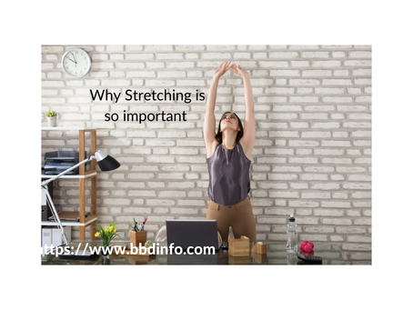Why Stretching is so Important