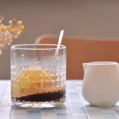 鳳梨莎莎咖啡