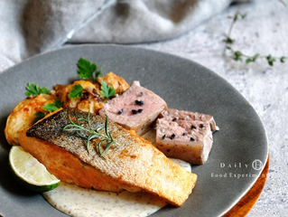 [美食攝影]光聽名字就很厲害的紐西蘭國王鮭!