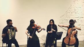 沒有樂譜的演出:聲域共振 即興音樂會