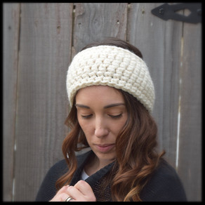 Saratoga Headwrap // Crochet Pattern