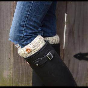 Cazenovia Cuffs // Crochet Pattern