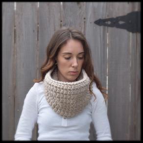 Ava Cowl // Crochet Pattern