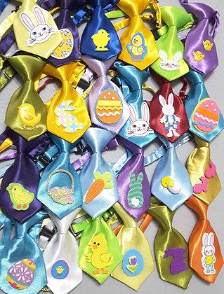 Easter/Spring embellished neckties (Set of 5)