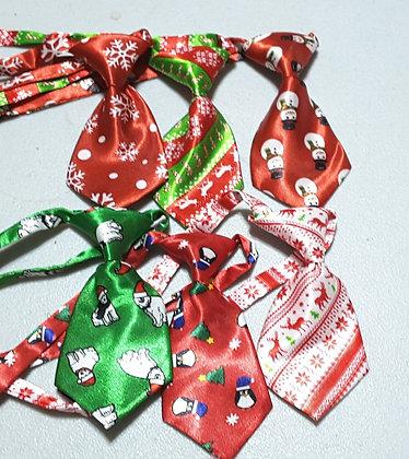 Winter Prints Neckties (Set of 5)