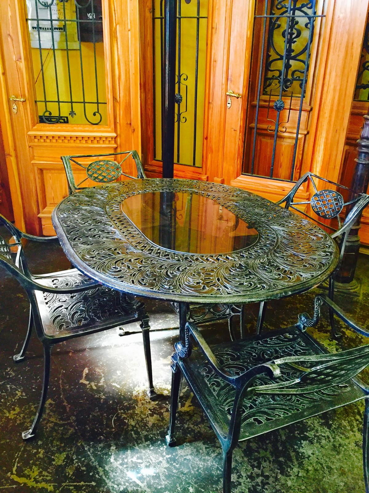 Juegos De Jardin Muebles De Exterior Decoracion Jardin # Mundo Mueble Jaguel