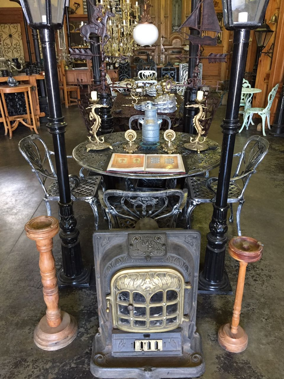 Antiguedades Curiosidades Aberturas Antiguas # Mundo Mueble Jaguel