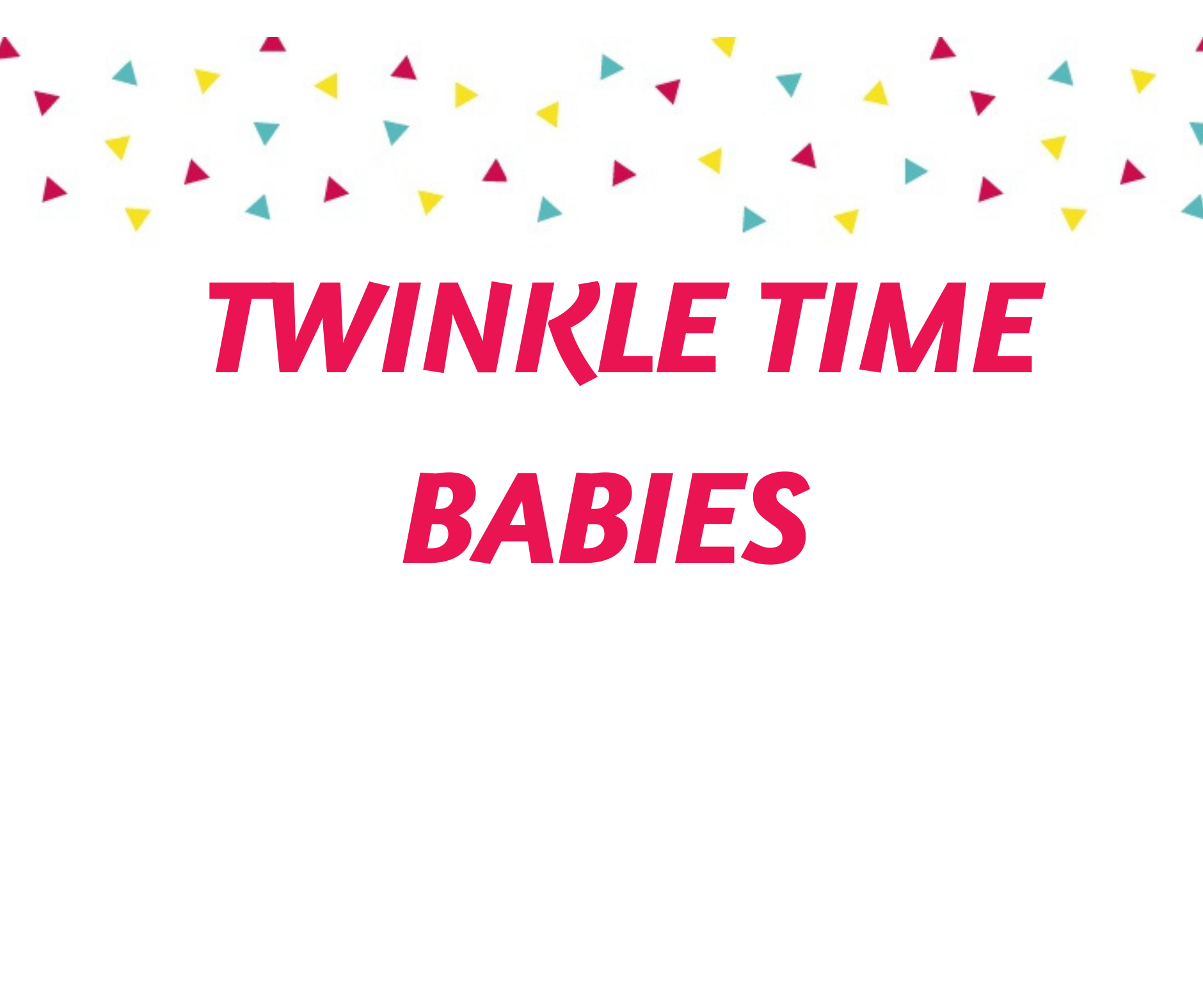 Twinkle Time - Tuesday's